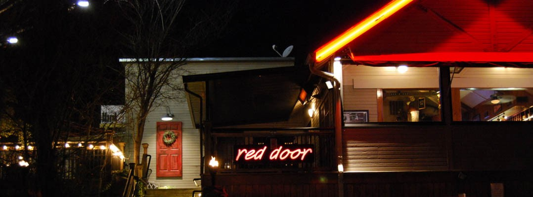 Red Door Slider Image 1